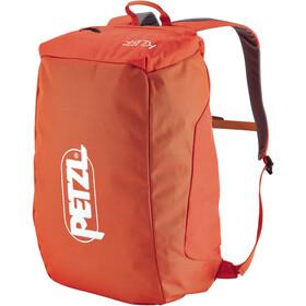 Petzl Kliff Rebtaske, rød/orange